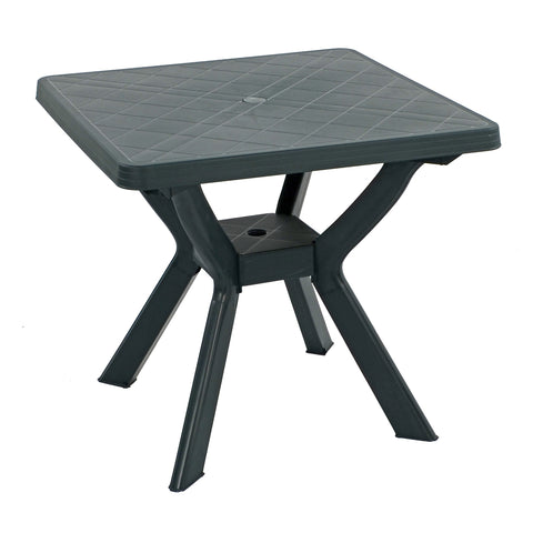 Trabella Turin Patio Table in Green - Ruby's Garden Boutique