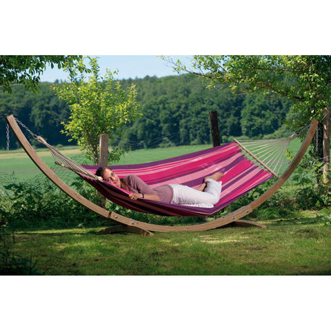 Amazonas StarSet Candy Hammock and Wooden Stand - Ruby's Garden Boutique