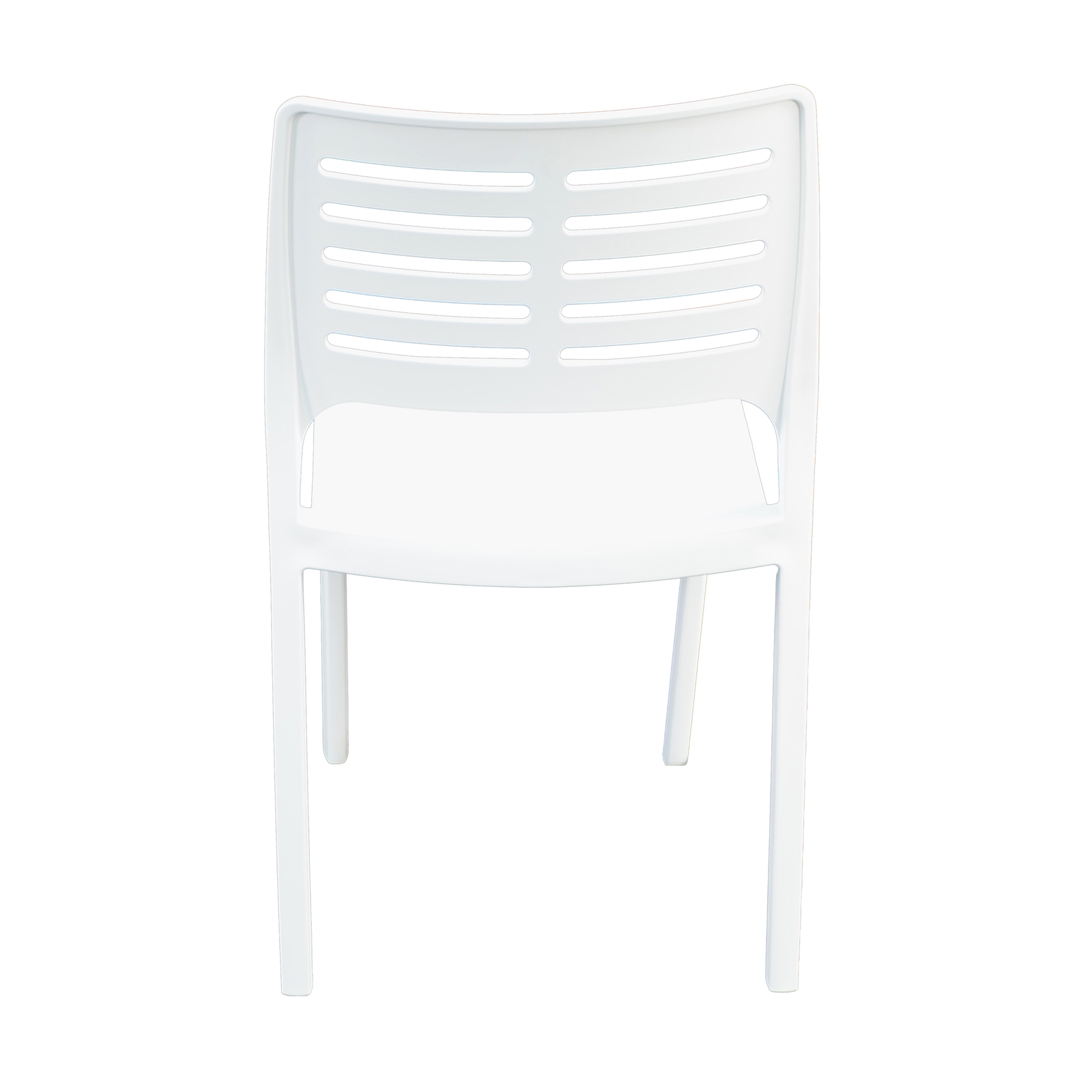 Trabella Mistral Chair Pack Of 2 in White