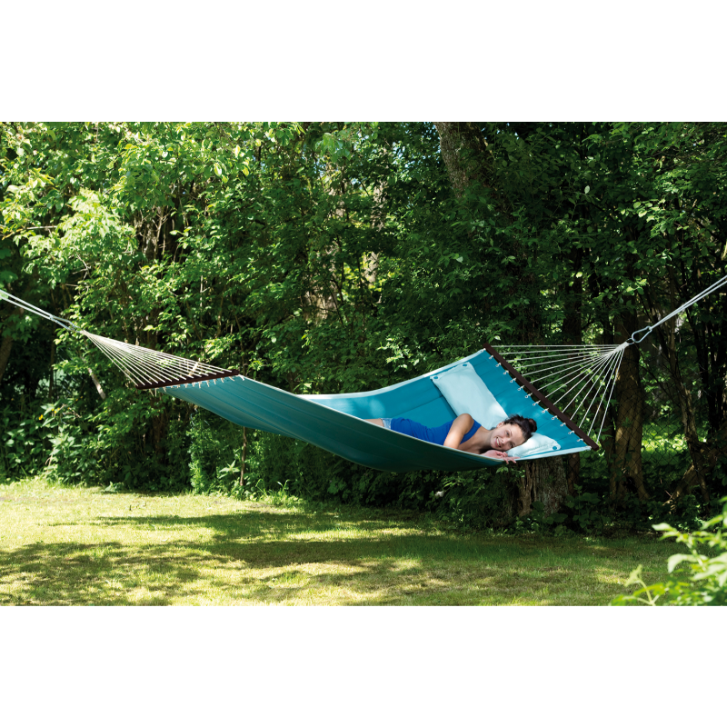 Amazonas American Dream Petrol Blue Hammock - Ruby's Garden Boutique