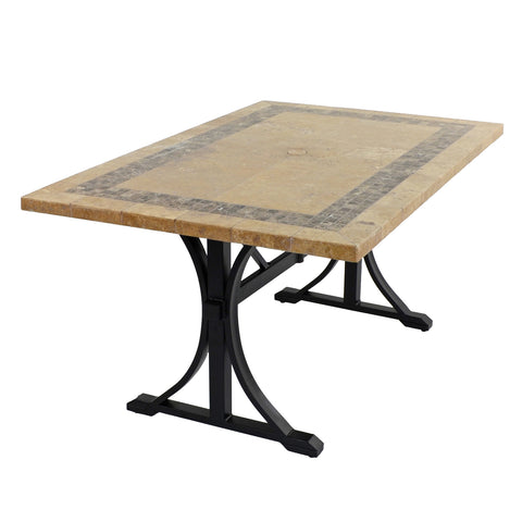 Byron Manor Charleston Garden Dining Table - Ruby's Garden Boutique