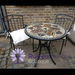 Exclusive Garden Darwin 76cm Bistro Table - Ruby's Garden Boutique