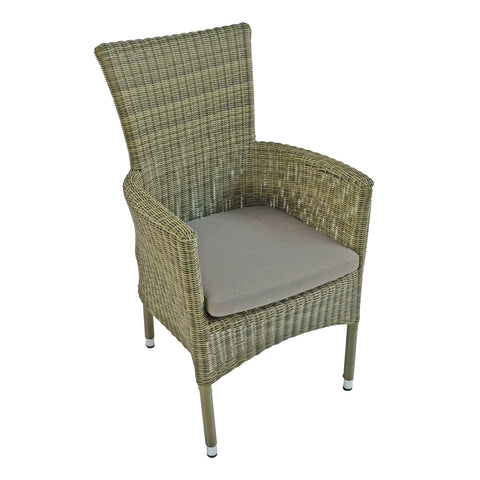 Europa Leisure Dorchester Garden Chair Pack Of 2 - Ruby's Garden Boutique