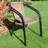 Image of Europa Leisure San Remo Outdoor Chair Pack Of 2 - Ruby's Garden Boutique