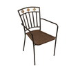 Image of Europa Leisure Malaga Outdoor Chair Pack Of 2 - Ruby's Garden Boutique