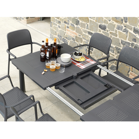 Nardi Libeccio Table Anthracite - Ruby's Garden Boutique