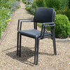 Image of Nardi Bora Chair Anthracite Pack Of 2 - Ruby's Garden Boutique