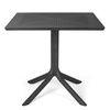 Image of Nardi Clip Table Anthracite - Ruby's Garden Boutique