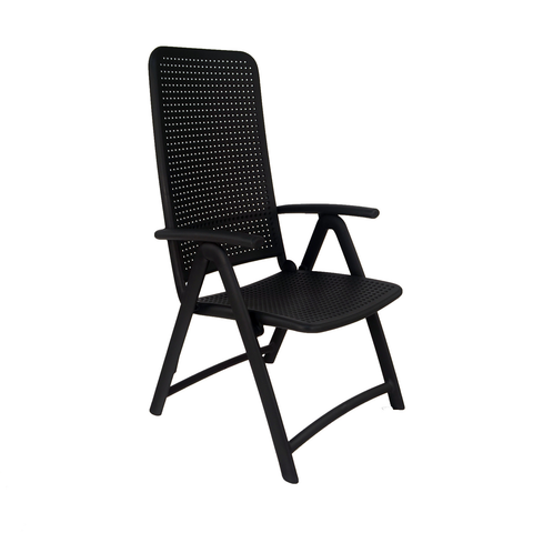 Nardi Darsena Chair Anthracite - Ruby's Garden Boutique