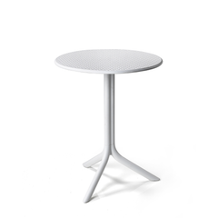 Nardi Step Table White - Ruby's Garden Boutique