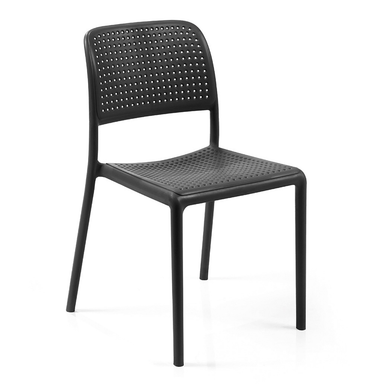 Nardi Bistrot Chair Anthracite Pack of 2 - Ruby's Garden Boutique