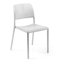 Nardi Bistrot Chair White Pack Of 2 - Ruby's Garden Boutique