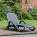 Nardi Alfa Anthracite Pack of 2 Sun Lounger - Ruby's Garden Boutique