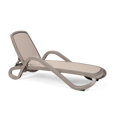 Nardi Alfa Turtle Dove Sun Lounger - Ruby's Garden Boutique