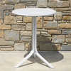 Image of Nardi Step Table White - Ruby's Garden Boutique