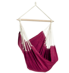Amazonas Artista Vino Red Hanging Chair - Ruby's Garden Boutique