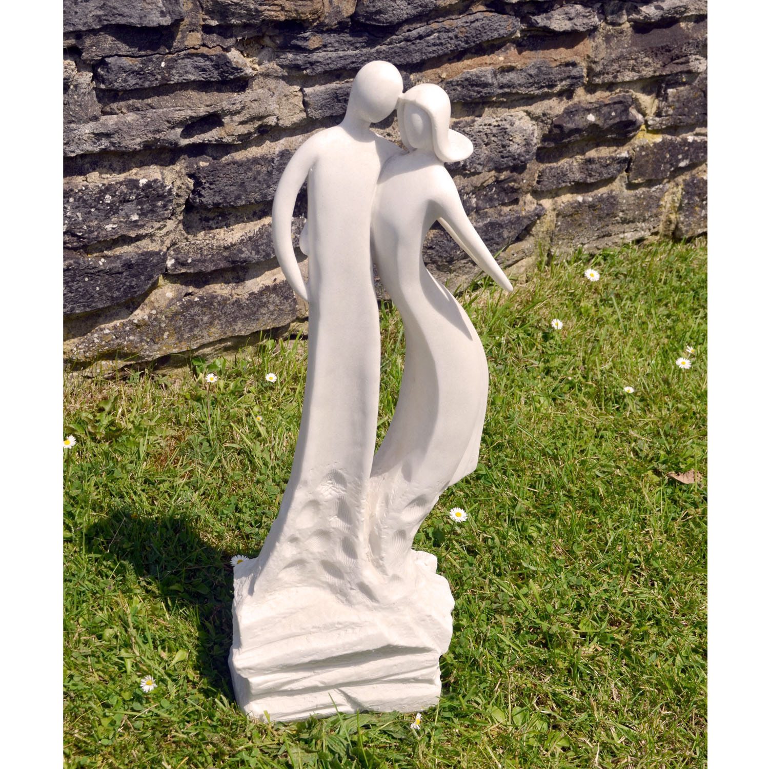 Solstice Sculptures First Date Ivory Effect - Ruby's Garden Boutique
