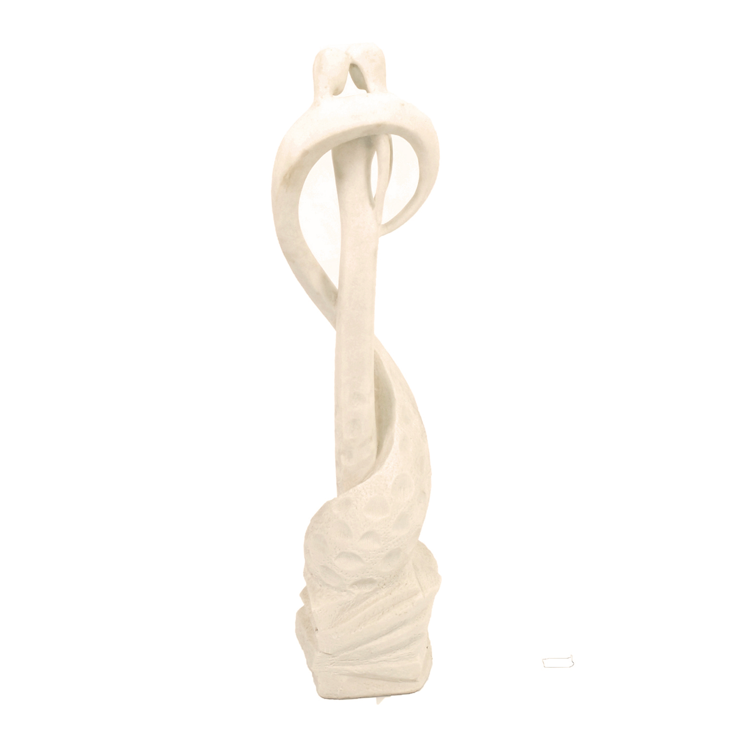 Solstice Sculptures Tender Kiss Ivory Effect - Ruby's Garden Boutique