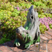 Solstice Sculptures Squirrel Driftwood Effect - Ruby's Garden Boutique