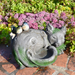 Solstice Sculptures Cat Driftwood Effect - Ruby's Garden Boutique