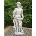 Solstice Sculptures Hector Hunter Boy White Stone Effect - Ruby's Garden Boutique