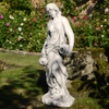 Image of Solstice Sculptures Olivia White Stone Effect - Ruby's Garden Boutique