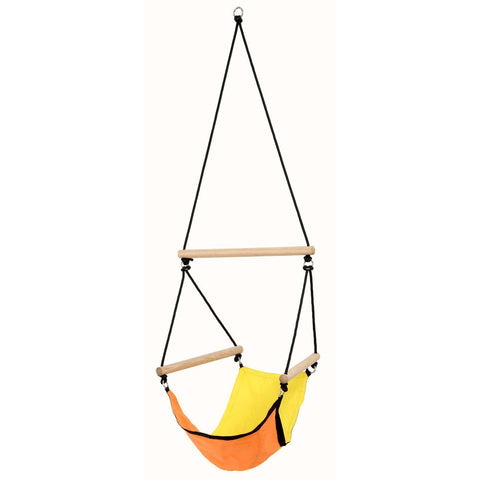 Amazonas Kid's Swinger Yellow Children's Hanging Chair - Ruby's Garden Boutique