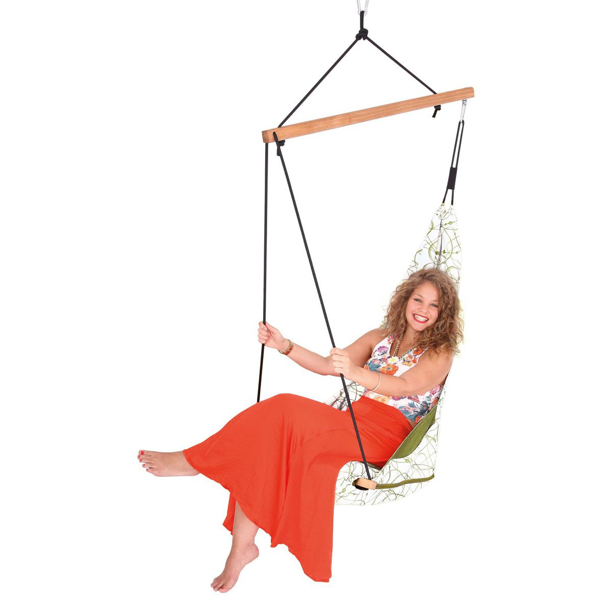 Amazonas Hang Solo Peppermint Hanging Chair - Ruby's Garden Boutique
