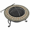 Image of Summer Terrace Brava Fire Pit Low - Ruby's Garden Boutique