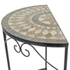 Image of Summer Terrace Brava Semi Table - Ruby's Garden Boutique