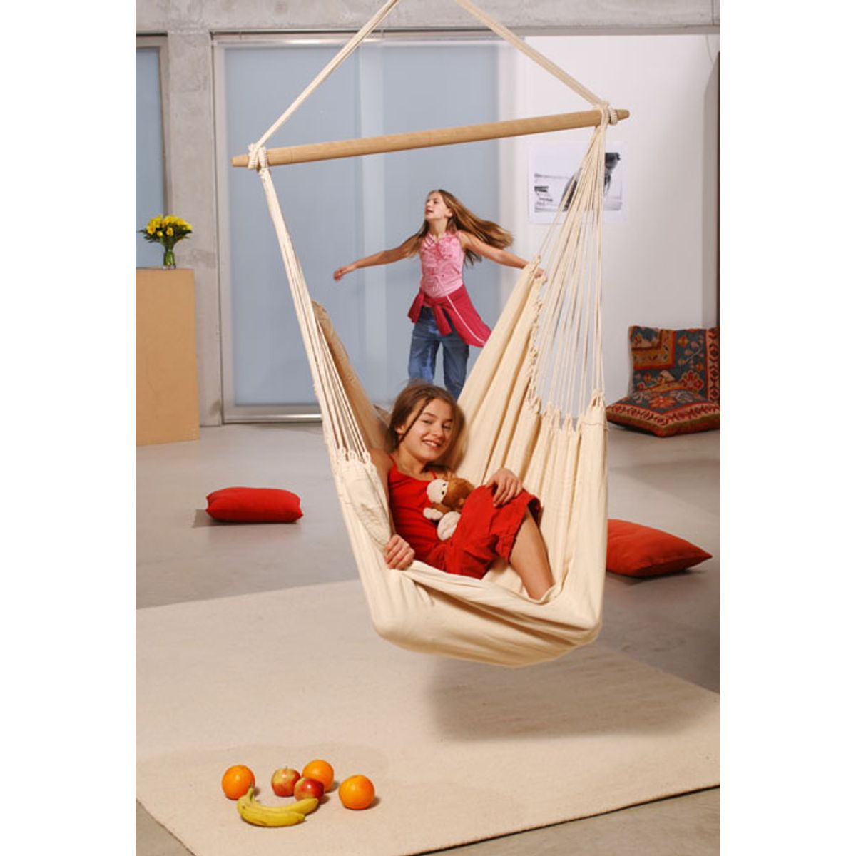 Amazonas Brasil Natura Hanging Chair - Ruby's Garden Boutique