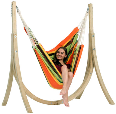 Amazonas Taurus Wooden Hanging Chair Stand - Ruby's Garden Boutique