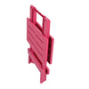 Image of Trabella Bari Garden Patio Side Table Pink - Ruby's Garden Boutique