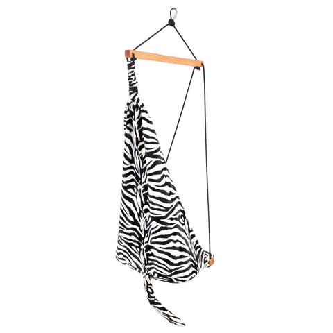 Amazonas Hang Mini Zebra Children's Hanging Chair - Ruby's Garden Boutique