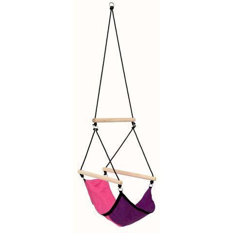Amazonas Kid's Swinger Pink Children's Hanging Chair - Ruby's Garden Boutique