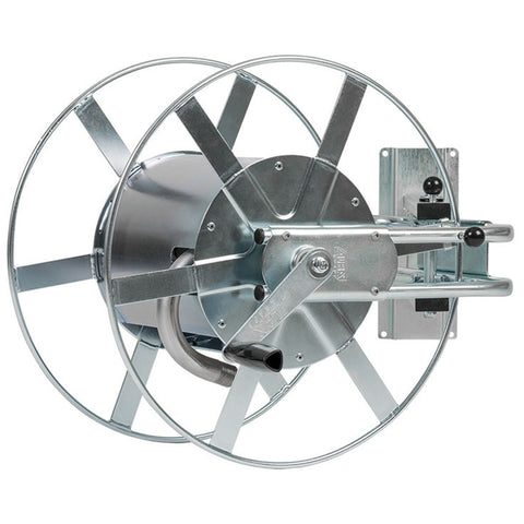 Alba Krapf Status Series 3 Wall Mounted Hose Reel - Ruby's Garden Boutique