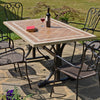 Image of Byron Manor Hampton Dining Table - Ruby's Garden Boutique