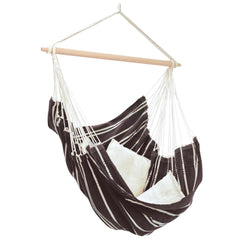 Amazonas Brasil Mocca Hanging Chair - Ruby's Garden Boutique
