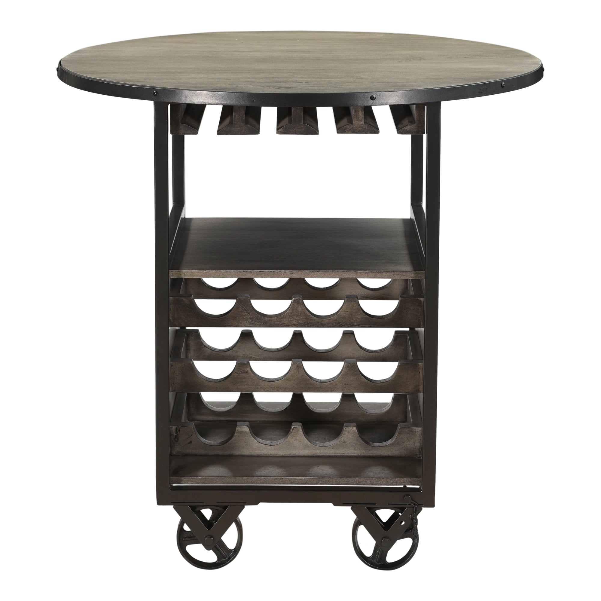 Julep bar cart, grey - Tops-Dress