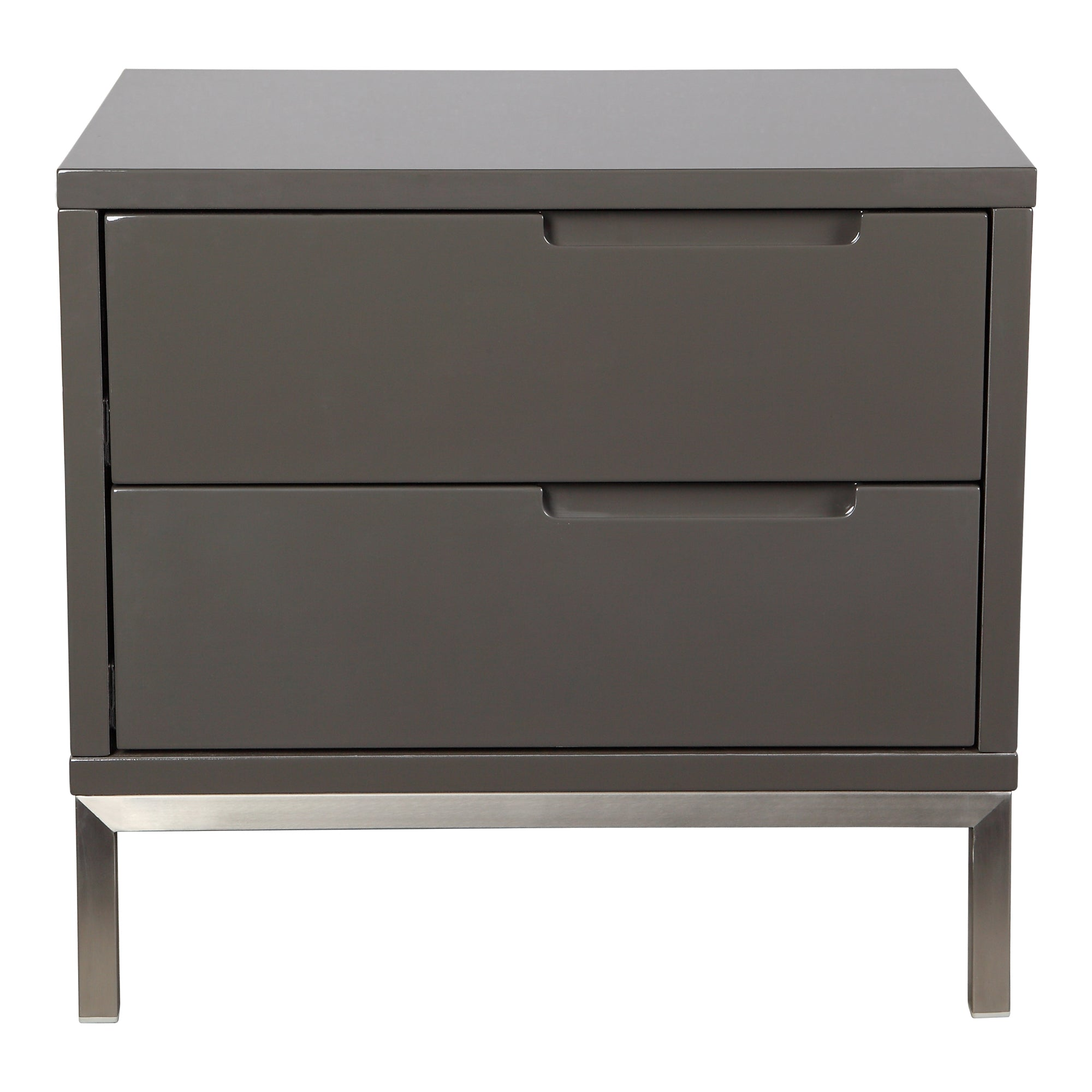 Naples side table, grey - Tops-Dress