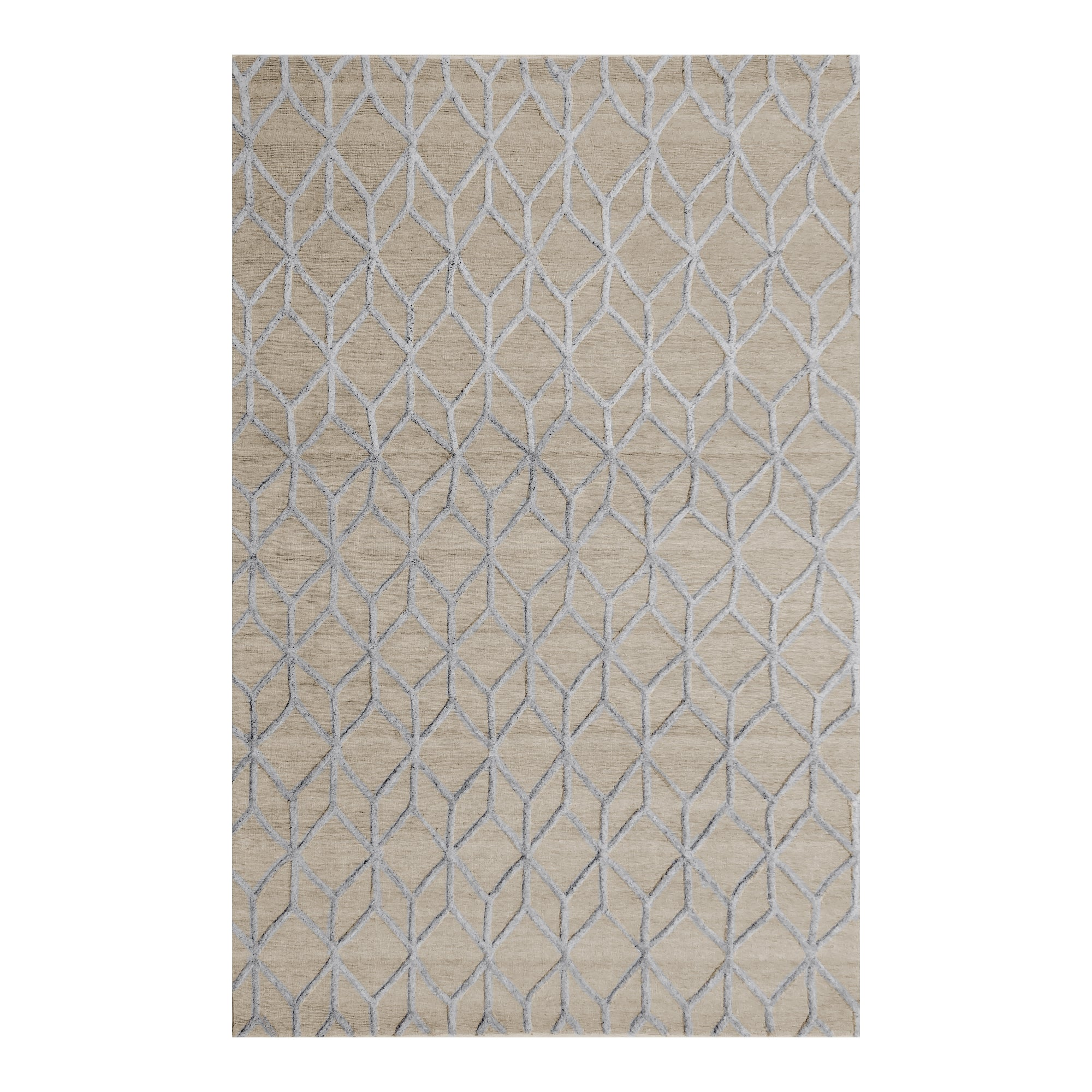 RHUMBA RUG 5X8, Grey - Tops-Dress