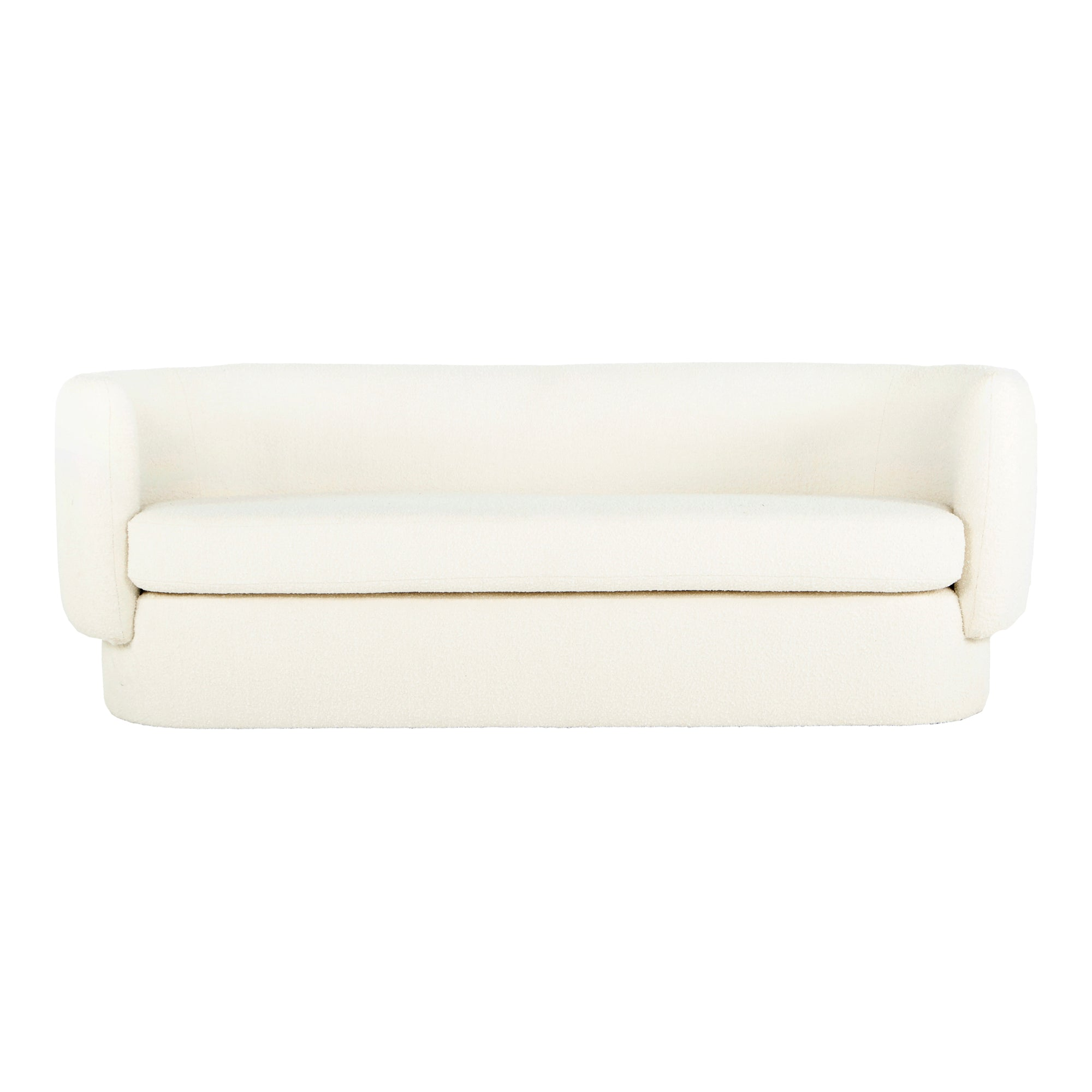 KOBA SOFA, White - Tops-Dress