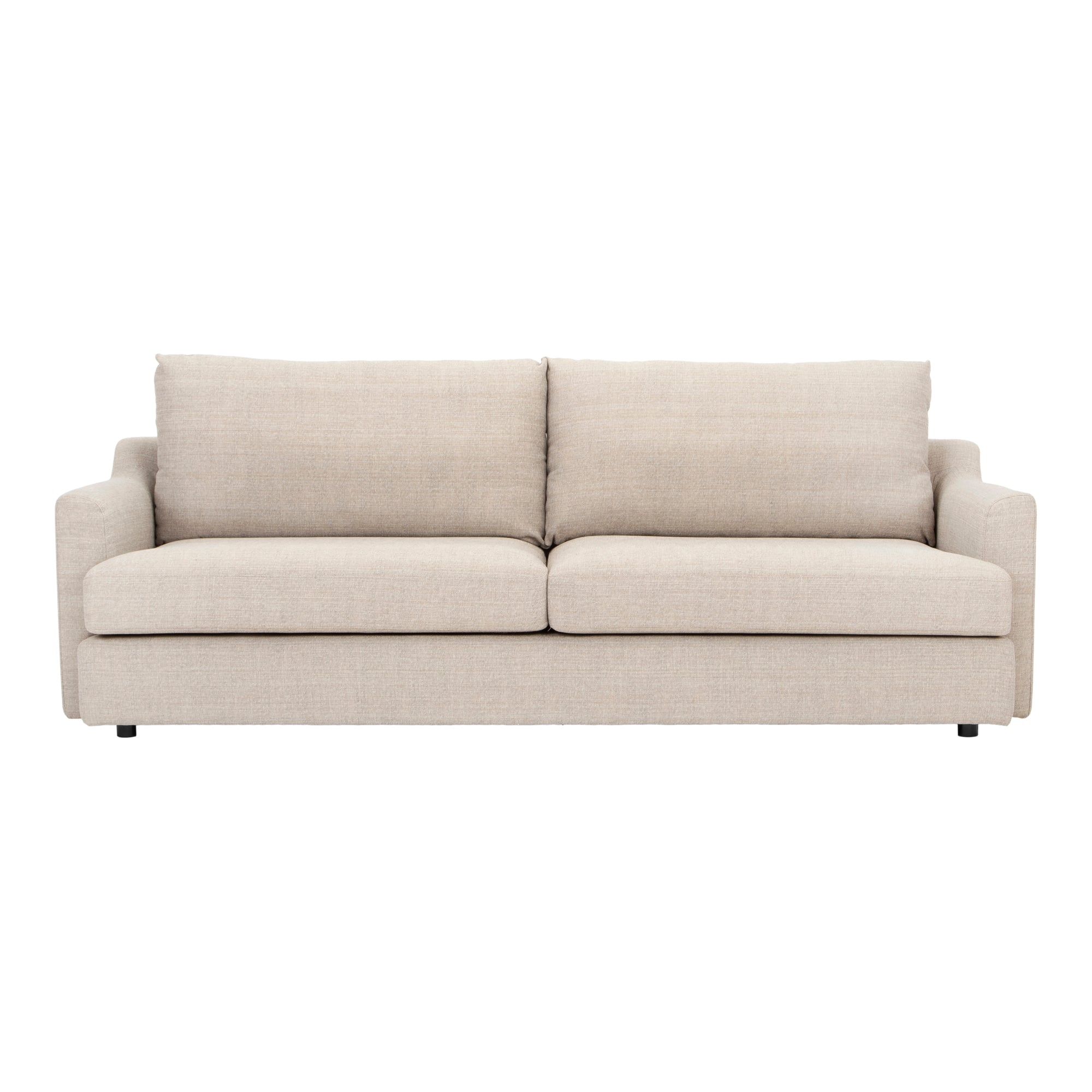 ALVIN SOFA, Beige - Tops-Dress