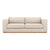 THEODORE SOFA, Beige - Tops-Dress