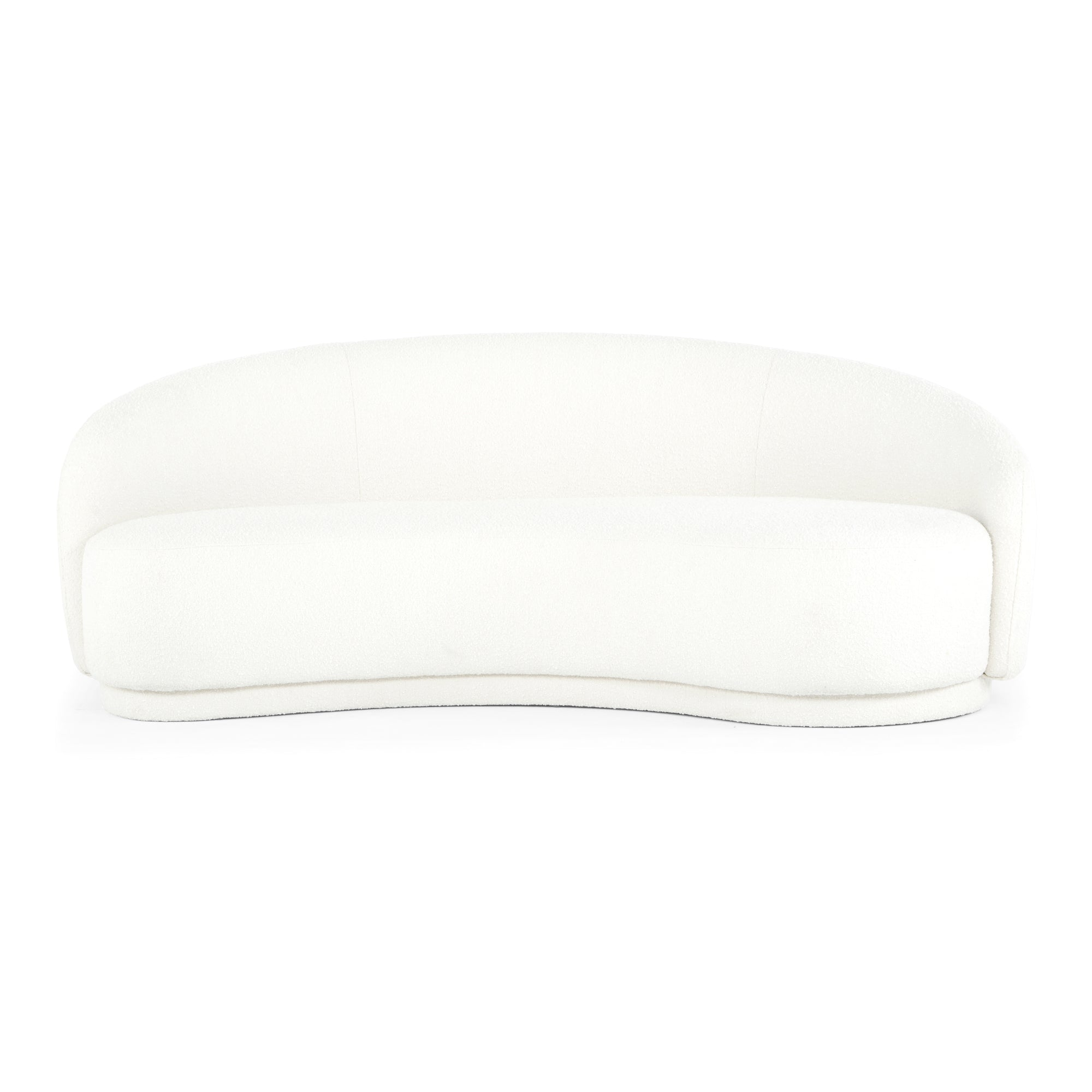 EXCELSIOR SOFA, White - Tops-Dress