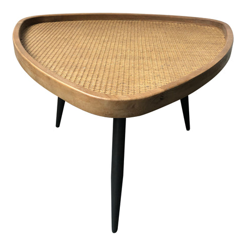 Image of ROLLO RATTAN COFFEE TABLE, Natural - Tops-Dress