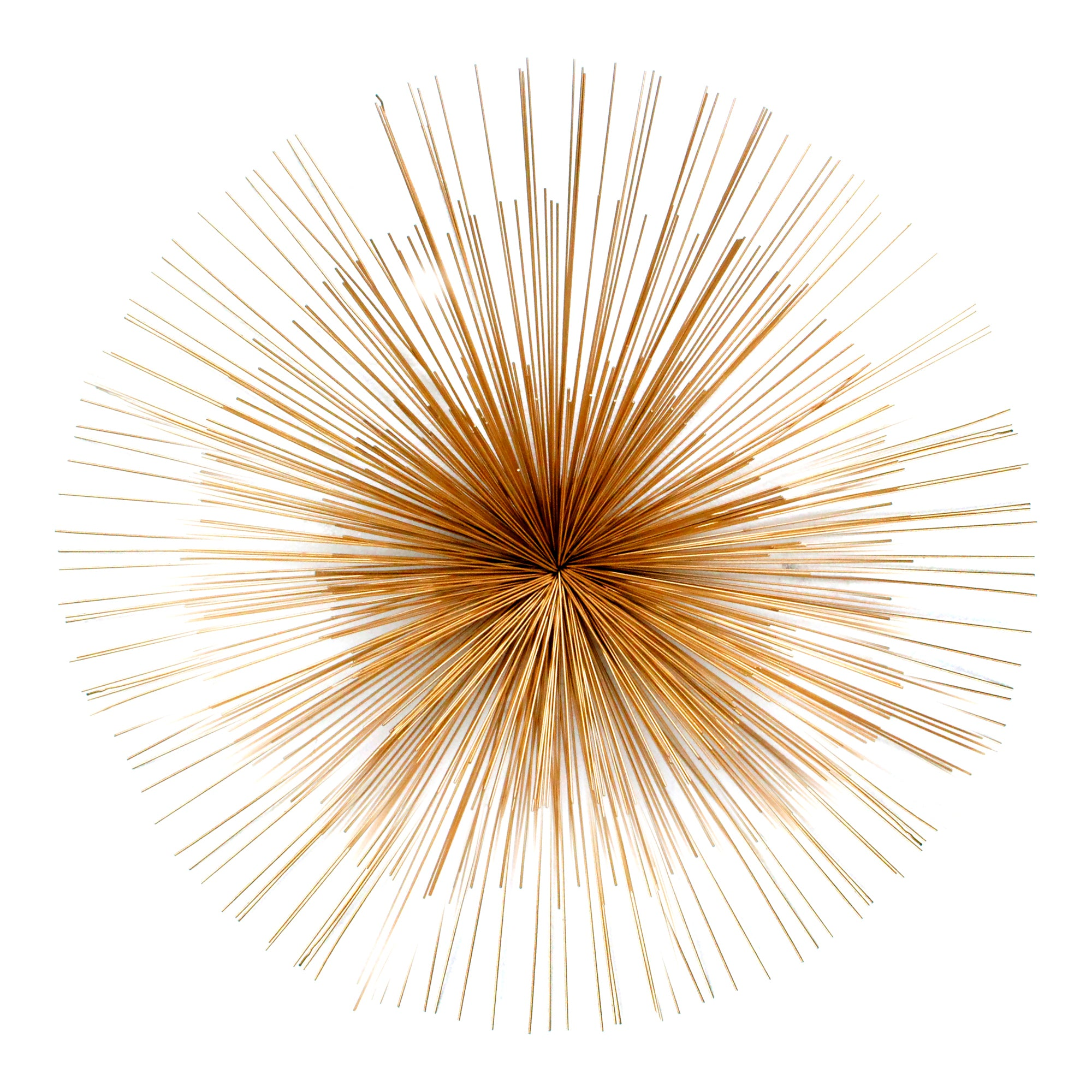 STARBURST WALL DÉCOR, Gold - Tops-Dress