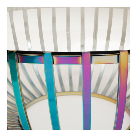 Image of PRISM COFFEE TABLE LARGE, Multicolor - Tops-Dress