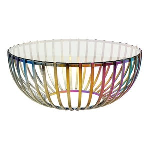 PRISM COFFEE TABLE LARGE, Multicolor - Tops-Dress