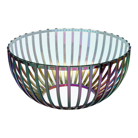 Image of PRISM COFFEE TABLE SMALL, Multicolor - Tops-Dress